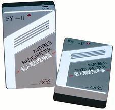 China Audible Radiometer, Personal dose alarm meter, Radiation Detector, GM tube, Personal dosimeter FY-II on sale