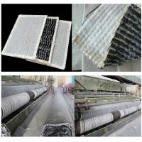 Best PP Woven / PET Geotextile Geosynthetic Bentonite Clay Liner GCL 6500g wholesale