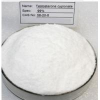 Best Natural Bodybuilding Steroids Testosterone Cypionate For Rebuild Body Tissue 99% Purity CAS 58-20-8 wholesale