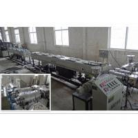 Best Multilayer HDPE Plastic Pipe Making Machine Grey Black CE ISO9001 wholesale