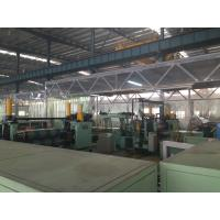 Best Horizontal Metal Cutting Machine Double Uncoiler For Steel Coil Cut wholesale