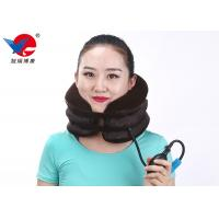 Best Easy To Wear Inflatable Air Pump Traction Neck Brace Cervical Traction Device wholesale
