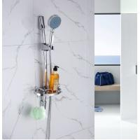 Best Bath Thermostatic Shower Mixer Set With Chrome Stainless Steel Material wholesale