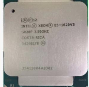China E5 1620 v3 10M Cache 3.5GHz Intel Xeon E5 Quad Core CM8064401973600 on sale