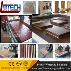 China PVC Door machine, PVC door macking machine on sale