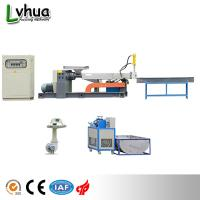China Waste Plastic Bottle Chips PET Plastic Recycling Machine Customized Voltage on sale