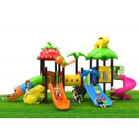 China Funny Climb Sliding Safety Kids Outdoor Playground Equipment Non - Toxic on sale