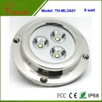 Best 3X3W surface mount marine light for boat, marine ships,yacht,pulley, cruise and airship wholesale