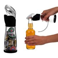 Best The Eiffel Tower Shape Aluminum Bottle Opener With O-ring wholesale