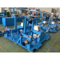Shaftless Passive Pay Off  Wire Bunching Machine 0.7mm Screw 200m / min