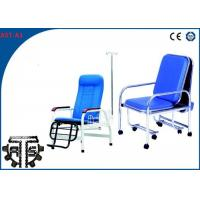 Best Manual Adjustable Hospital Transfusion Chair With Dinning Table wholesale