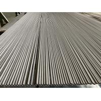 Best ASTM A213-2018 TP304 Stainless Steel Seamless Pipes Pickled Surface 33.7*1.5*4000mm wholesale