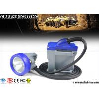 Best Cord Safety Rechargeable LED Miners Light10000 Lux 3W High Power Main Light wholesale