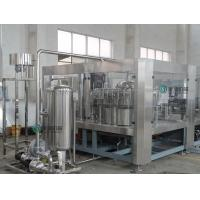 China Semi Automatic Beer Bottle Filling Line Customizable with 4000 BPH Capacity wholesale
