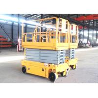 Best Safety Boom Man Lift Articulating Emergency Stop Button For Aerial Working Maintain wholesale