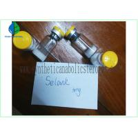 Best CAS 129954-34-3 Polypeptide Lyophilized Powder Selank 5mg / Vial for Anxiolytic wholesale
