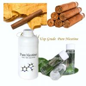 China Usp grade1000mg/ml pure nicotine and all kinds of Flavors for E-liquid on sale