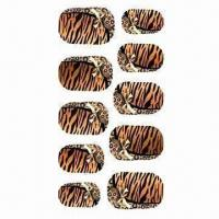 Best Nail Art Stickers, Available in Various Designs wholesale