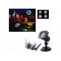 Best 12 Patterns Outdoor Christmas Light Show Projector IP67 Replaceable Films wholesale
