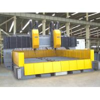 China Movable CNC Gantry Drilling Machine Convenient Operation For Large Metal Plate on sale