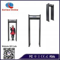 Best Event Conference Body Scanner Metal Detector , Outdoor Pass Through Scanner wholesale