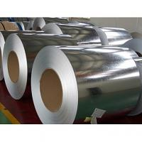 Best ASTM Standard Galvanised Steel Sheet In Coil For Steel Structural Projects , GI wholesale