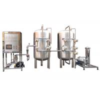 China 10TPH RO Mineral Water Iron Removal Purifying Filter Machine Purification System on sale