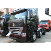 Best Heavy Duty Prime Mover And Trailer , Tractor Head Trucks 6x4 Drive Wheel wholesale