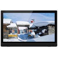 """Best 1080P 24"""" FHD Large Digital Picture Frame With Sound Remote Control wholesale"""