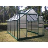 Best Sturdy Aluminum 4mm UV Twin-wall Polycarbonate Sheets Greenhouse 8