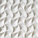 Best Pop Sale Lowes Price Wave Pattern 3D Wall Decor Panels 3D Board For Bathroom wholesale