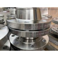 Best Duplex Material Steel Flanges A182 F60 F53 UNS S32750 150# - 15000# Class wholesale