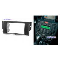 Best 2 Din Car Radio Fascia Panel for Land Rover Freelander LR2 Trim Fitting Install wholesale