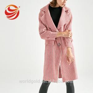 Best Custom Wool Women'S Casual Winter Coats Long Style Comfortable Fashionable wholesale