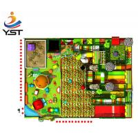 Best Huaxia Cheap Jungle Theme Soft Play Indoor Playground Equipment for Kids wholesale