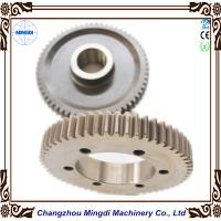 China MINGDI Customized Hardened Spur Gear Spiral Bevel Gear / Spur Gear on sale