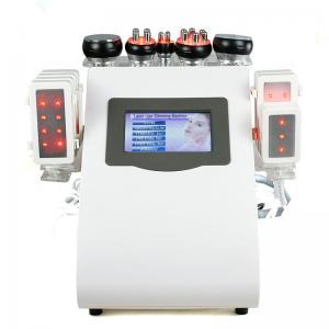 China Economic 8 Paddles LASER LIPO  Machine with Cavitation / VACUUM RF / infrared on sale