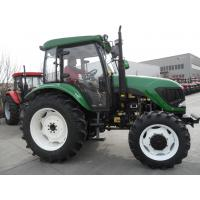 Best 4WD Small Farm Tractor With Diesel Engine Dry Dual Stage Type wholesale