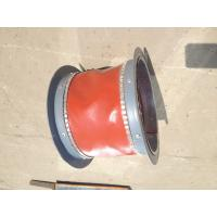 Buy cheap High Quality Red Color Fire Resistance Flex Duct/Flexible Duct Connector product