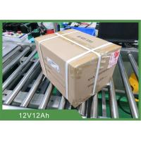 Best 153.6Wh Rechargeable Deep Cycle Battery 12V 12Ah For Golf Trolley wholesale