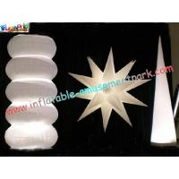 China Outdoor Inflatable Lighting Decoration with LED changing light for party, club on sale