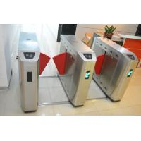 Best Access Control Flap Barrier Gate Rfid Card QR Code And Face Recognition Optional wholesale