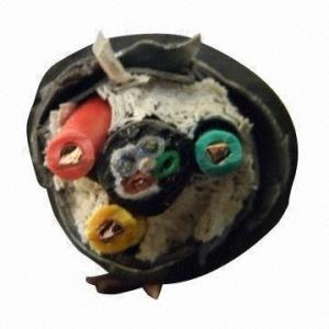 Best AC Power Fiber-optic Composite Cable/Hybrid Cable with 0.6/1kV Low Voltage wholesale