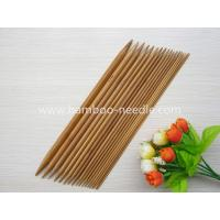 "Best Carbonized Double Point Knitting Bamboo Needles 10"" (~25 cm), china manufacturer wholesale"