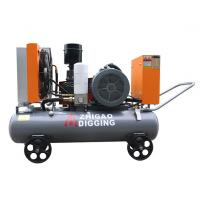 Best Electrical Shift Water Well Air Compressor , Mobile Series Industrial Air Compressor wholesale