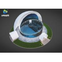 Cheap Immersive Projection Coming to a Movie Theater 5D Dome Movie Theater For for sale