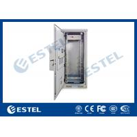 Best Outdoor Rack Mount Enclosure Street Cabinets Telecoms For Transmission Switching Station wholesale
