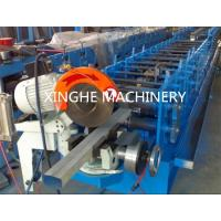 Best Downspout Pipe Roll Forming Machine PLC Control And Hydraulic Station wholesale