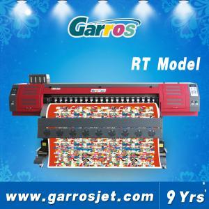 Best Digital Fabric Printer Garros RT1801 DX5 Printhead for Textile Printing Machine wholesale