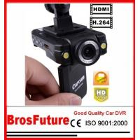 Best Infrared HD720P Vehicle Car Camera Video Recorder Support Mmotion Detection / 1280*720pixe wholesale